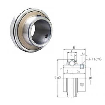 28,575 mm x 62 mm x 38,1 mm  28,575 mm x 62 mm x 38,1 mm  FYH UC206-18 deep groove ball bearings