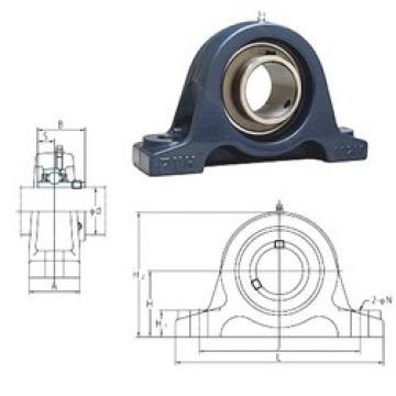 FYH UCIP313 bearing units