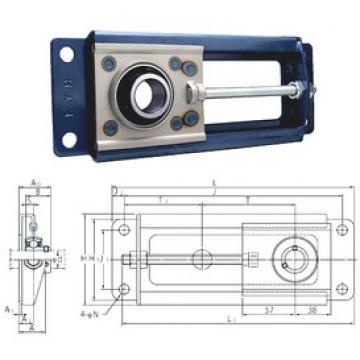 FYH SBNPTH205-100 bearing units