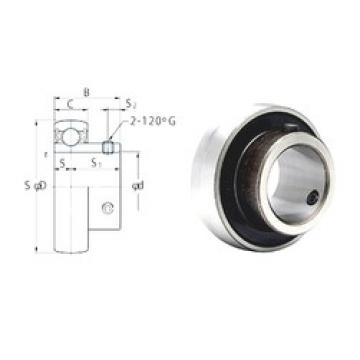 8 mm x 22 mm x 12 mm  8 mm x 22 mm x 12 mm  FYH SU08 deep groove ball bearings