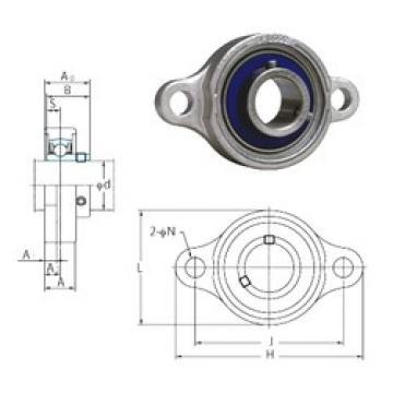 FYH USFL003S6 bearing units