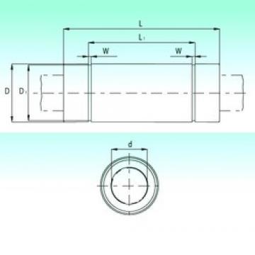 NBS KBL60211-PP linear bearings