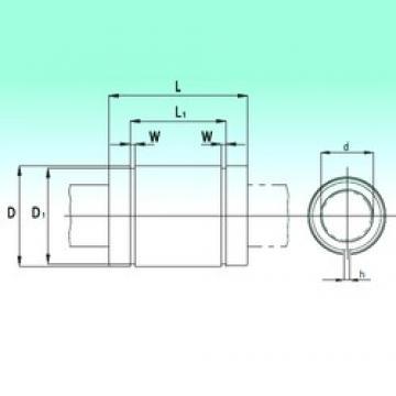 NBS KBS2558 linear bearings
