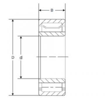 120 mm x 260 mm x 104,775 mm  120 mm x 260 mm x 104,775 mm  SIGMA A 5324 WB cylindrical roller bearings
