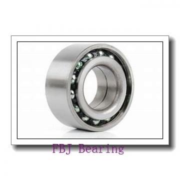 110 mm x 200 mm x 38 mm  110 mm x 200 mm x 38 mm  FBJ QJ222 angular contact ball bearings