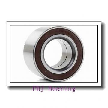 14 mm x 34 mm x 19 mm  14 mm x 34 mm x 19 mm  FBJ GEBK14S plain bearings