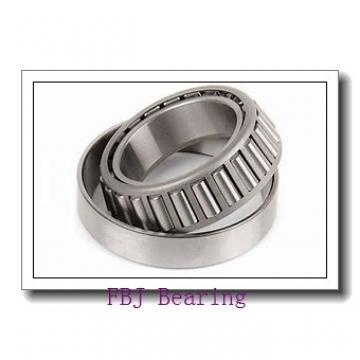 28,575 mm x 63,5 mm x 15,875 mm  28,575 mm x 63,5 mm x 15,875 mm  FBJ 1652-2RS deep groove ball bearings