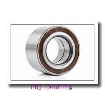 25 mm x 47 mm x 15 mm  25 mm x 47 mm x 15 mm  FBJ GAC25S plain bearings