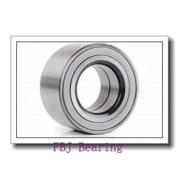 55 mm x 120 mm x 49,2 mm  55 mm x 120 mm x 49,2 mm  FBJ 5311ZZ angular contact ball bearings