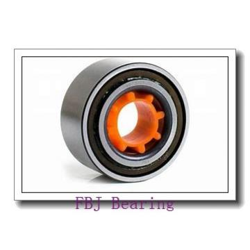 100 mm x 215 mm x 40 mm  100 mm x 215 mm x 40 mm  FBJ 7224B angular contact ball bearings