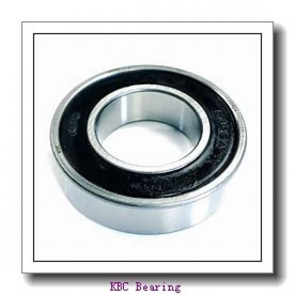 75 mm x 160 mm x 37 mm  75 mm x 160 mm x 37 mm  KBC 6315 deep groove ball bearings #2 image