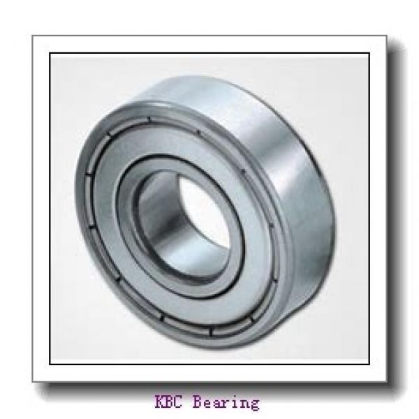 75 mm x 160 mm x 37 mm  75 mm x 160 mm x 37 mm  KBC 6315 deep groove ball bearings #1 image