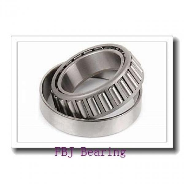 70 mm x 125 mm x 24 mm  70 mm x 125 mm x 24 mm  FBJ 7214B angular contact ball bearings #2 image